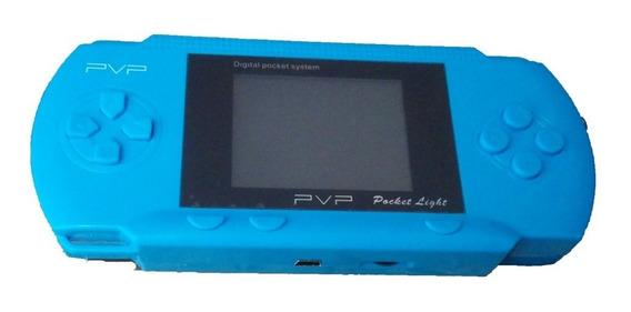 Video Game Psp Estilo Game Boy Portátil Pvp Sqy 8000 Digital