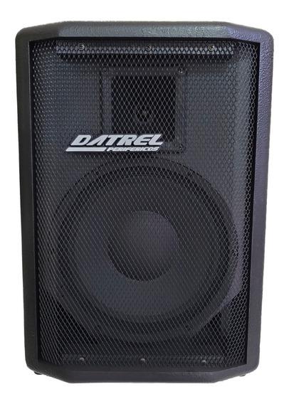 Caixa Amplificada De Som Falante 10 200w Rms Usb/bluetooh