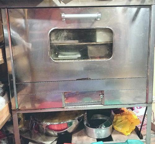 Horno Panadero, Pizzerorepostero En Oferta Solo X Hoy S/2550