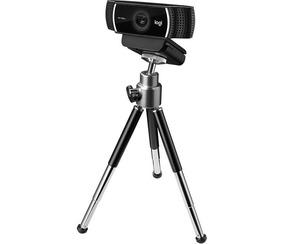 Web Webcam Câmera Logitech C922 1080 Youtuber Streamer Tripe