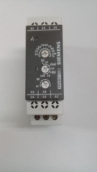 Rele Temporizador 24v Siemens