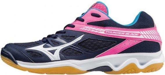 Tenis Mizuno Thunder Blade Para Voleibol, Voleyball, Volibol