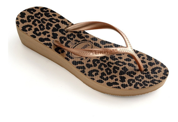 Ojotas Havaianas High Light 2 Estampadas Mujer Originales
