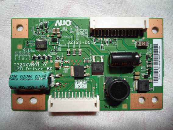 Pci Inversor T320xvn01.0 Aoc Le32w156