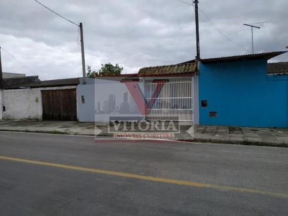 Casa À Venda - Conjunto Residencial Prefeito Cominese - Paranaguá/pr - Ca0748 - 34695953