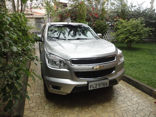 Chevrolet S10 2.8 Lt 4x4 Cd Automatica 2014 Diesel Impecavel