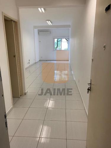 Apartamento Para Venda No Bairro Bela Vista Em São Paulo - Cod: Ja18220 - Ja18220