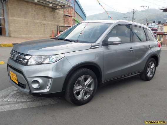 Suzuki Vitara 1.6 At Aa 4x4 All Grip