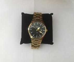 Relógio Oriente Dourado