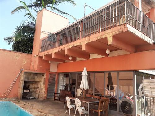 Imagem 1 de 30 de Casa-são Paulo-alto Da Lapa | Ref.: Reo469177 - Reo469177