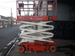 Plataforma De Elevación Tijera Snorkel