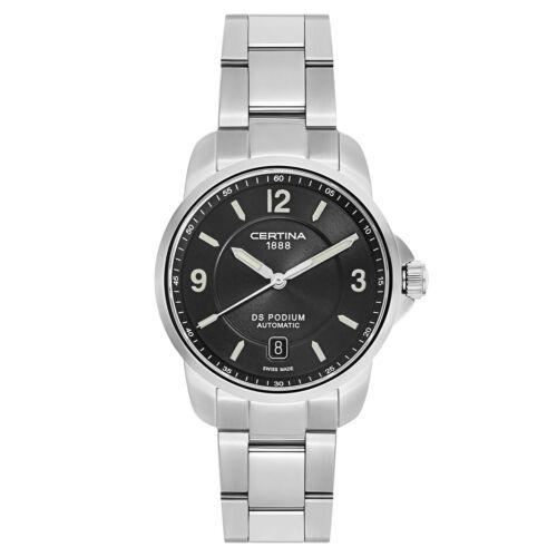Reloj Automático Para Hombre Certina C001-407-11-057-00
