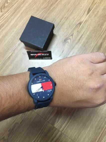 Relógio Tommy Azul Marinho