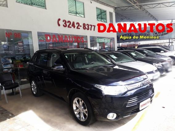 Outlander 2.0 Automático Gasolina 2014