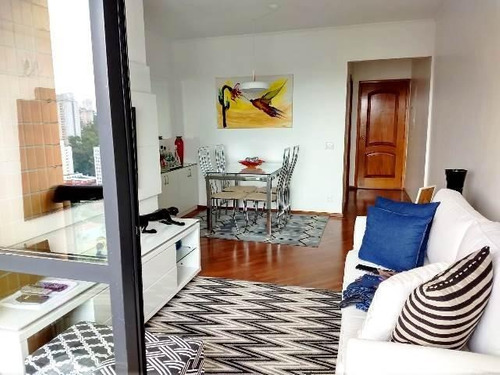 Apartamento À Venda, 62 M² Por R$ 380.000,00 - Vila Andrade - São Paulo/sp - Ap0700