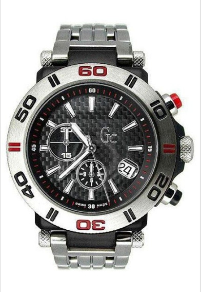 Reloj De Lujo Guees Collection I44500g1 Seminuevo