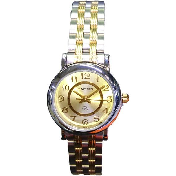 Relógio Backer - 3333134f