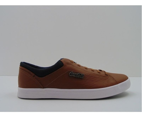 Sapatenis Coca Cola Shoes Caly Masculino Casual Confo Cc1560