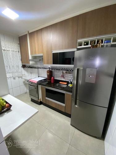 Apartamento Em Parque Renato Maia  -  Guarulhos - 18894