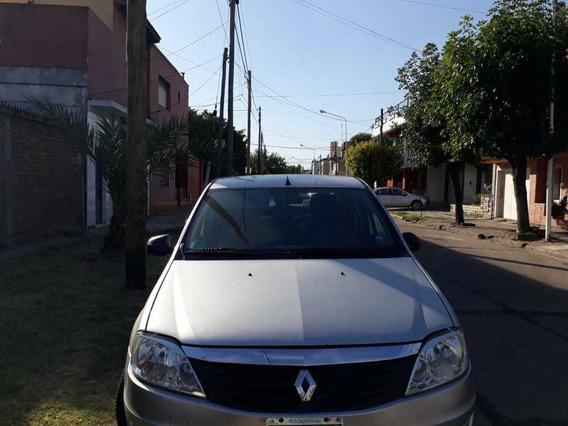 Renault Logan 1.6 Expression 90cv 2012