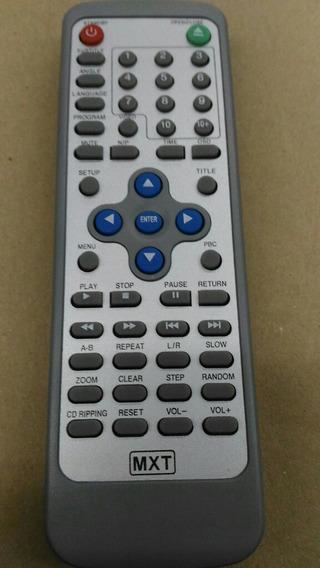Controle Remoto Dvd Cce 500x 510usx 750x Novo