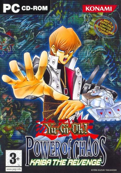 Yu-gi-oh! Power Of Chaos Kaiba The Revenge Pc Digital
