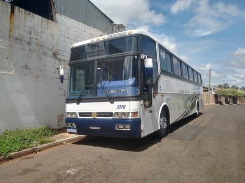Ônibus Rod Buscar 360 Scania K 113, Motor Novo - 1991