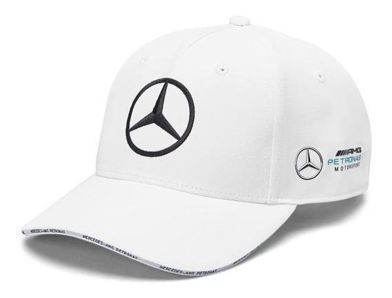 Gorra Valtteri Bottas Mercedes Amg Petronas F1 Curva 2019