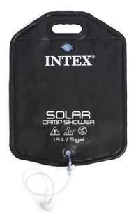 Regadera Solar Portátil Bolsa Capacidad 5 Gal 19 L Intex