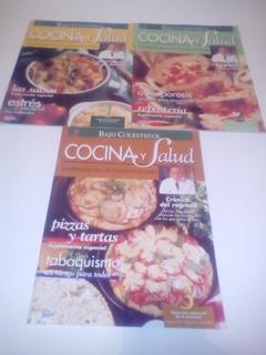 Recetas De La Fundacion Favaloro Cocina Y Salud 3 Revistas