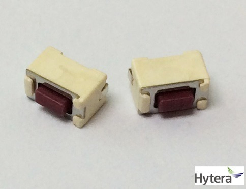 Chave Tactil Volume Up Down Hytera Tc320 Tc-320