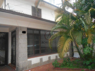 Terreno À Venda, 435 M² Por R$ 3.900 O Metro², Casa Antiga No Local - Campo Grande - Santos/sp - Te0212