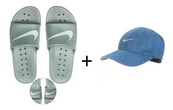 Chinelo Nike Kawa Shower + Nota Fiscal Ctsports