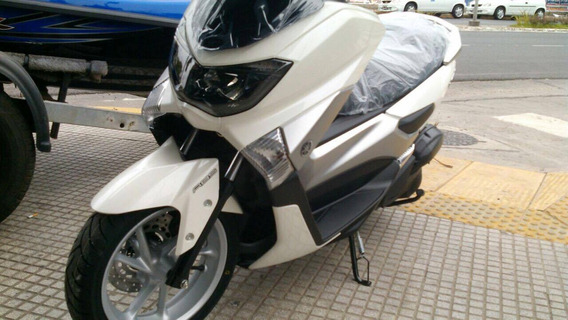 Yamaha Scooter Nmx 155 Ultima Unidad 0km En Motoswift No Pcx