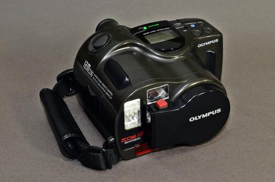 Camera Olympus Izm30 Controle Remoto
