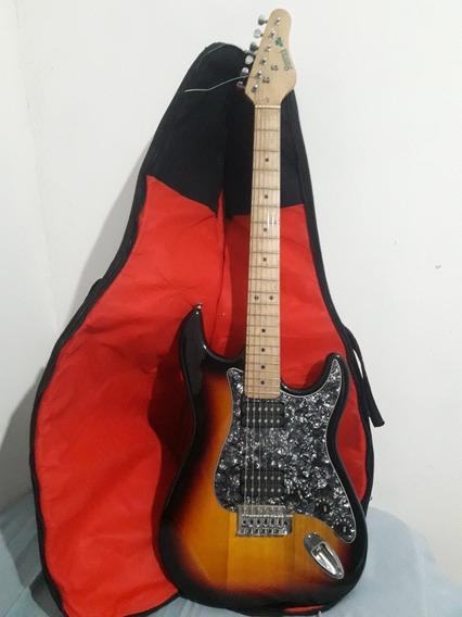 Guitarra Eléctrica Marca Shamrock
