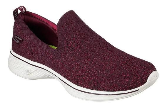 Tênis Skechers Feminino Go Walk 4 Gifted - 14988