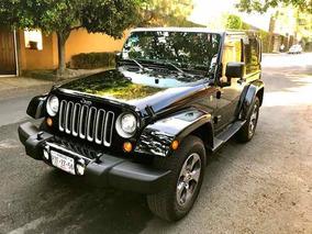 Jeep Wrangler 3.6 Sahara 4x4 Mt
