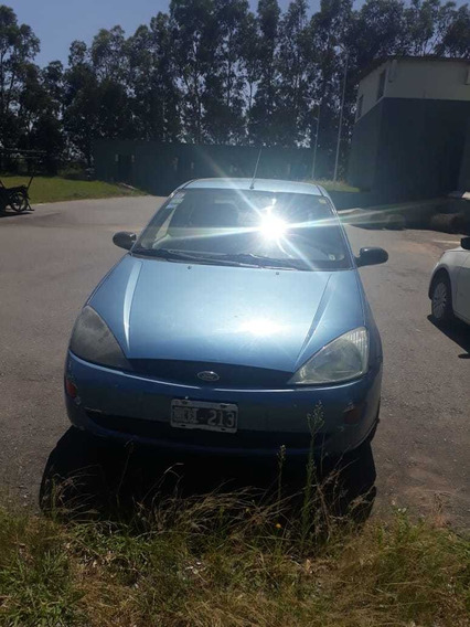 Ford Focus 2.0 Clx 2001