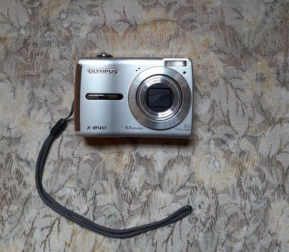 Câmera Olympus X-840
