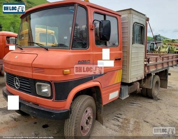 Caminhão Mercedes-benz 608 2p (diesel)