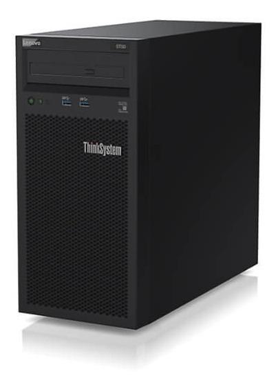 Servidor Intel Lenovo St50 Xeon E-2104g 8gb De Mem. 2x1tb Hd