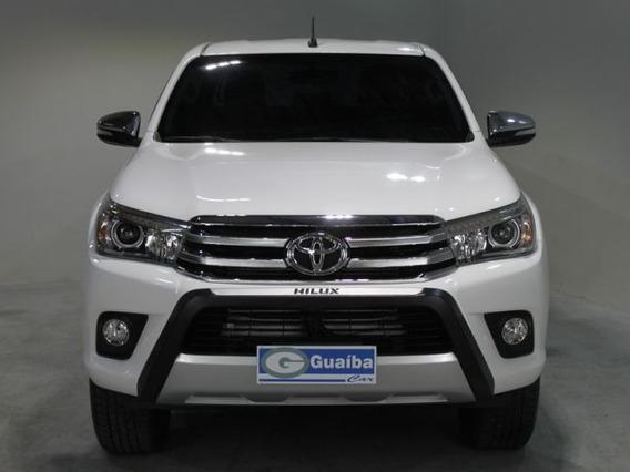 Toyota Hilux Srx At 4x4 2.8l 16v Dohc, Único Dono, Arx4011