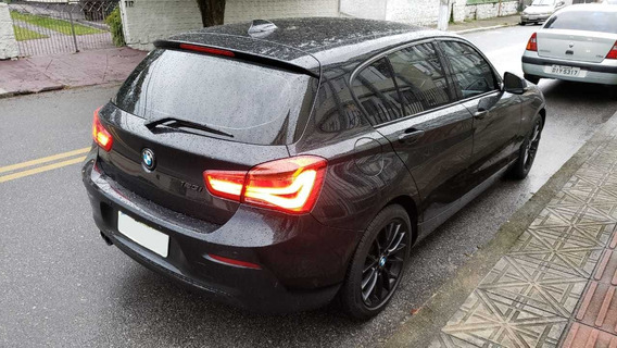 Bmw 120i Sport 2.0 Activeflex 16v Turbo Ano 2016 Preto