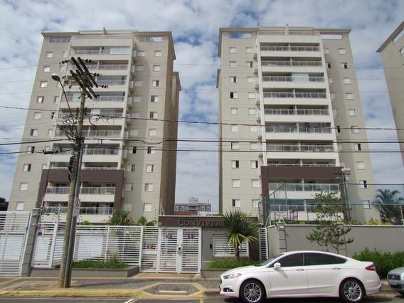 Apartamento À Venda, 3 Quartos, 3 Vagas, Jardim São Paulo - Americana/sp - 17591