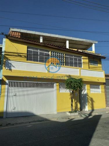 Imagem 1 de 15 de Sobrado Para Venda Em São Paulo, Jardim Santo Eduardo, 3 Dormitórios, 1 Suíte, 2 Banheiros, 1 Vaga - Sb124_2-1181780