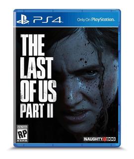 Juego Fisico Sellado The Last Of Us Parte 2 Sony Ps4 Cuotas