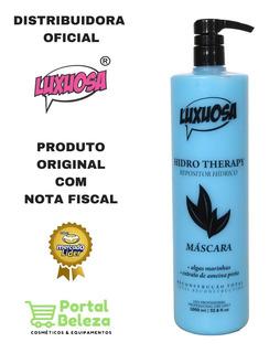 Mascara Hidro Therapy 1 Litro - Luxuosa Cosméticos