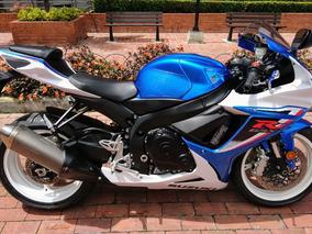 Suzuki Gsx-r600 16.000klm