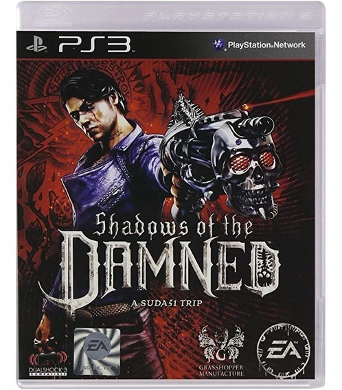 Shadows Of The Damned A Suda51 Trip Ps3